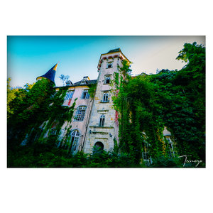 """Online Outlet """"Castelo da Bruxa"""" (alu di-bond 80 x 60 cm)"""